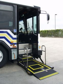 Solid Platform Lift - Model LU10