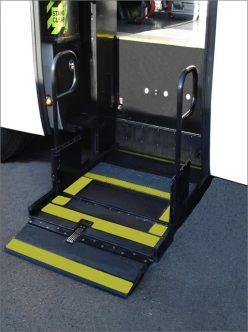 Step/Platform Lift - Model LU12