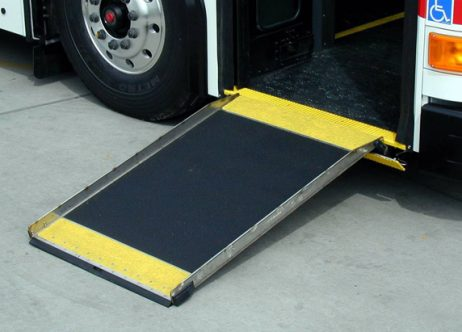 Slide-Out Ramp | Model LU5