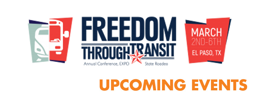 2019 Freedom Through Transit Conference