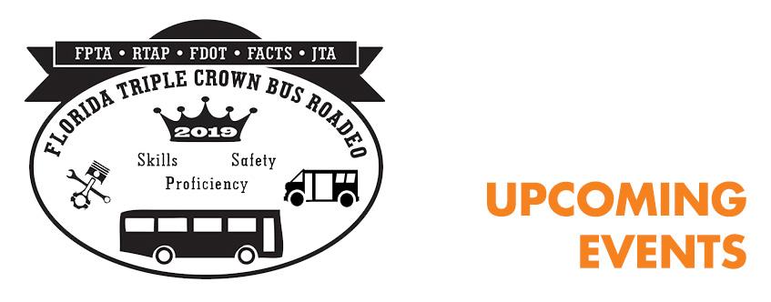 2019 Florida Triple Crown Bus Roadeo